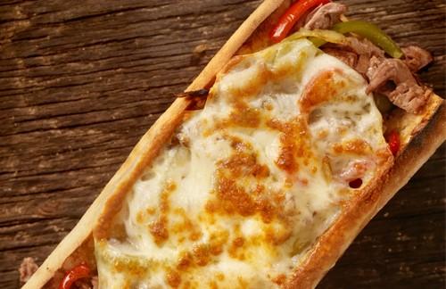 Torta de carne y queso